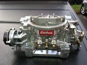 Edelbrock Carburetor 350 Chevy on PopScreen
