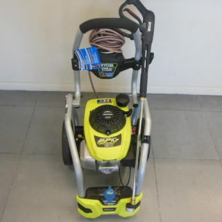 Ryobi Gas Pressure Washer Honda Engine 3100 PSI 2 5 RY80940A