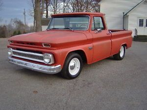 Kool Old Skool 1966 Chevy Truck Short Bed 64 65 66