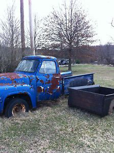 1953 Ford F100 Parts Truck or Restoration Project on PopScreen