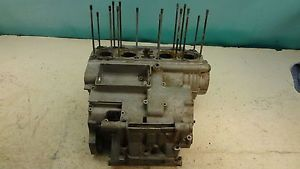 1969 Honda CB750 CB 750 K0 Sandcast H785' Engine Motor Crankcase Crank Case