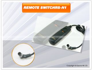 Remote Switch Cable N1 Release by Nikon MC 30 D3X E058