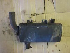 John Deere 430 Diesel Lawn and Garden Tractor Muffler AM108237 Sold as Parts