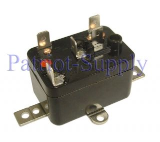 White Rodgers 90 293 90 293Q Enclosed Fan Relay 24V
