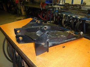 Used Fisher Snow Plow Truck Mount Minute Mount GM Trucks Part 7169