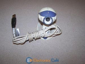 GE Easycam Model No HO98063 USB Personal Web Cam Computer Internet Video Camera