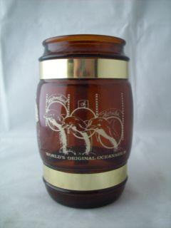 Siesta Ware Glass Mug Marineland Florida Oceanarium