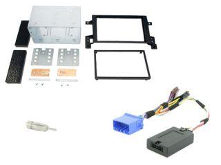 Suzuki Grand Vitara Car Stereo Double DIN Radio Replacement Fitting Kit CTKSZ01