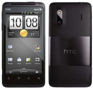 HTC EVO Design 4G 4GB Black Boost Mobile Smartphone