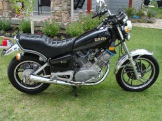 1981 Yamaha Virago 750 Rear Shaft Drive Bar