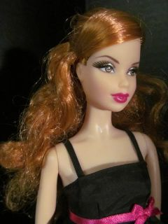 Big Lot Barbie Basics Model Muse Collection 1 5 Steffie Red Head w Clothes Shoe