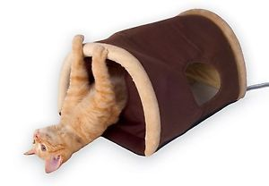 Outdoor Electric Cat Pet Warmer Warming Heater House Tent Shelter Furniture New