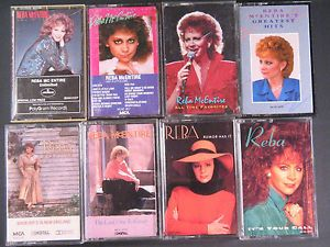 Reba McEntire Cassette