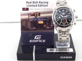 Casio Edifice Red Bull Racing Limited Edition Watch
