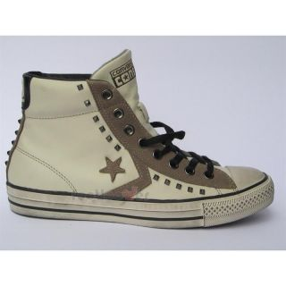 Converse Star Player EV Mid Studs 141594C Men's Turtledove Sand Casual Sneakers