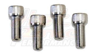 Chevy Small Block Water Pump Pulley Nose Bolt Kit