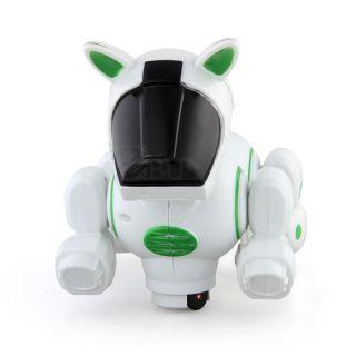 Robotic Robot Electronic Walking Pet Dog Puppy Kids Children Toy Gift