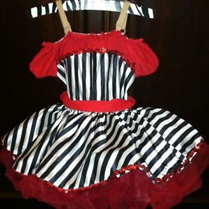 Shirley Temple OOC Pageant Casual Wear Costume