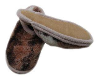 Woollen Slippers Shoes Boots EU Merino Natural Wool 100 Good Gift L Paski