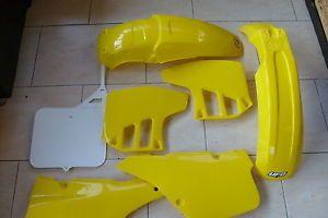 1989 1990 1991 1992 Suzuki RM 250 Full Plastic Kit UFO