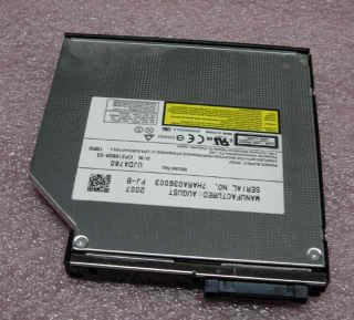 Fujitsu LifeBook C Series DVD CD R RW Drive CP218609 03