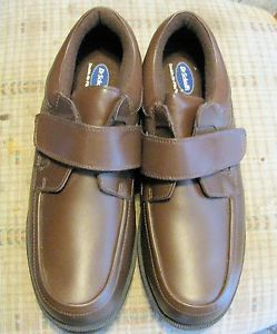 Mens Size 12EEE Comfort Casual Shoes Dr Scholls Double Air Pillow Insoles