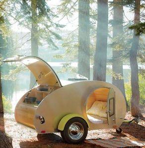 75 Plans Plus 1400 Photos Teardrop camper Tear Drop Trailer Pop Up Plans Micro