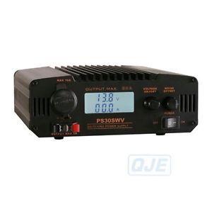 New QJE PS30SWV Switching Power Supply Ham Radio CB