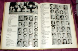 1960 Will Rogers High School Yearbook Tulsa OK Elvin Bishop Singer Song Writer