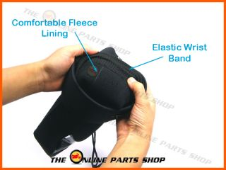 Slip on Handlebar Hand Muffs Warmers Suitable for Honda Gold Wing Airbag F6B