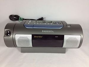 Emerson Research IC172 iPod iPhone Dock Alarm Clock Radio