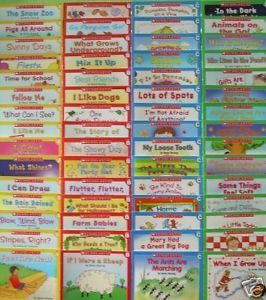 60 Scholastic Guided Reading Children's Books Brand New