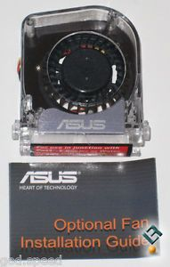 Asus P5N32 E P5Q Rampage Striker II Extreme Formula Maximus Chipset Optional Fan