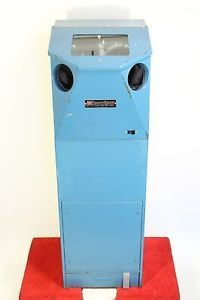 Vtg Ticonium Jewelry Clean Dental Lab Equipment Shell Sandblaster Cabinet 3160A1