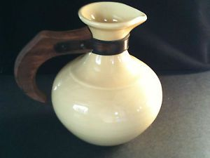 Gladding McBean Coffee Carafe RARE Gladding Private Collection Museum Quality