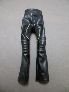 Action Figure 1 6 Hot Toys Wolverine Last Stand MMS187 Black Leather Pants BDU