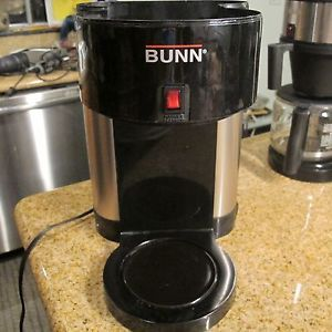 bunn coffee maker 10 cup gr model coffee brewer nip pickup o