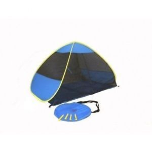 Screen Tent Shelter Mosquito Bug Protection Mesh Shade Outdoor Camping Travel