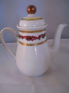 Mitterteich Germany Mini Coffee Tea Pot Bavaria Germany