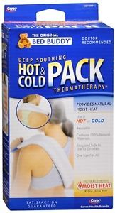 Bed Buddy Deep Soothing Hot Cold Pack Thermatherapy