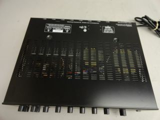 Toa 900 Series II Commercial Audio Power Amplifier Amp A 906MK2 A 906 MK2 1