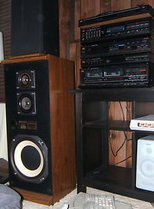Fisher Vintage 80's Component Stereo System