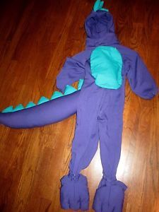Homemade Dragon Costume Unisex Infant 4yr