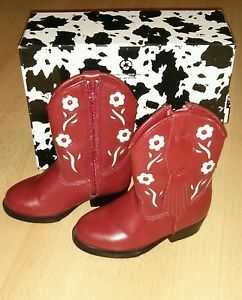 Toddler Girl Cowboy Boots Size 7