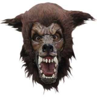 Evil Big Bad Wolf Red Riding Hood Costume Mask