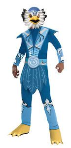 Boys Jet Vac Halloween Skylanders Cartoon Costume