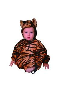 Infant Tiger Halloween Costume Bunting Baby Boy Girl Newborn Cat
