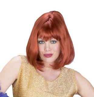 Gilligan's Island Ginger TV Show Halloween Costume Wig