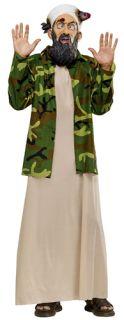 Osama Bin Laden Dead Terrorist Halloween Costume