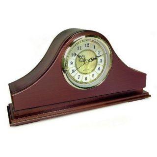 Concealment Mantle Clock Safety Box Safe Home Security Hidden Storage Gun Cash